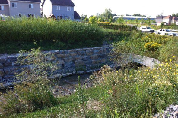 Réaménagement de cours d'eau Ouimet-Gascon – Terrebonne