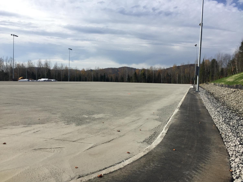 Terrain synthétique Football – Sainte-Adèle